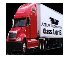 **AZTLAN TRUCKING SCHOOL**