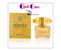 Perfume Versace Yellow Diamond