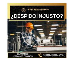 SE ENCUENTRA CON DESPIDO INJUSTIFICADO