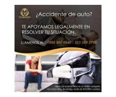 Lesion en Accidente de Auto