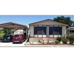READY TO MOVE IN!! MOBILE HOME IN CORONA 3 BED 2 BATH