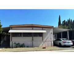 LOW SPACE RENT; MOBILE HOME IN MONTCLAIR 2 BED 2 BATH