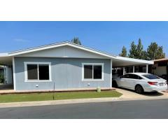 TRIPLE WIDE MANUFACTURED HOME  IN SENIOR PARK!!