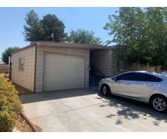 MANUFACTURED HOME FOR SALE IN VICTORVILLE CA 2 BED/ 2 BATH